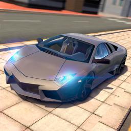 آیکون بازی Extreme Car Driving Simulator