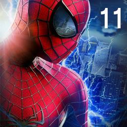 مرد عنکبوتی شگفت انگیز 11