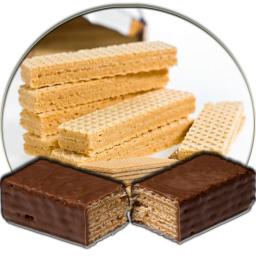 انواع بیسکوییت و شکلات