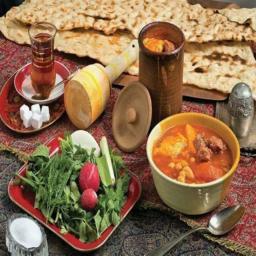آموزش غذاهای پرطرفدار ایرانی