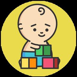 آموزش الفبا رنگ اعداد کودک