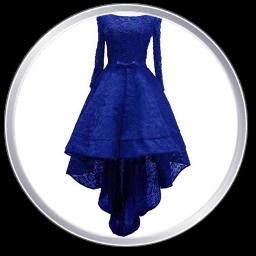 آموزش دوخت انواع لباس مجلسی زنانه