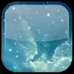 Galaxy Parallax Live Wallpaper