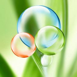 حباب ها