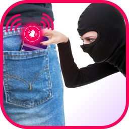Anti Theft Phone Alarm - Don't Touch My Phone