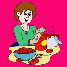 طرز تهیه انواع مربا خانگی