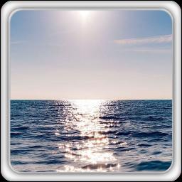 پس زمینه دریا  ( والپیپر )