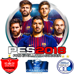 فوتبال PES 2018 +(استقلال-پرسپولیس)