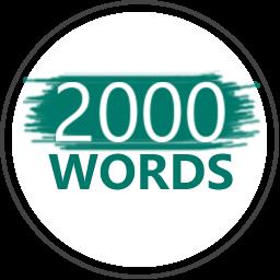 2000واژه ضروری زبان