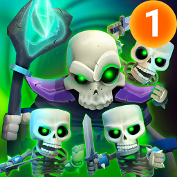 Clash of Wizards - Battle Royale