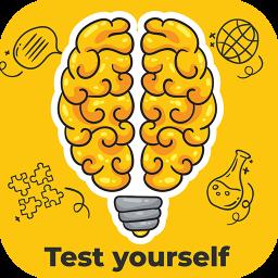 Brain test - psychological and iq test