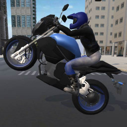 Moto Speed The Motorcycle Game