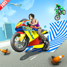 City Bike Driving Simulator-Real Motorcycle Driver