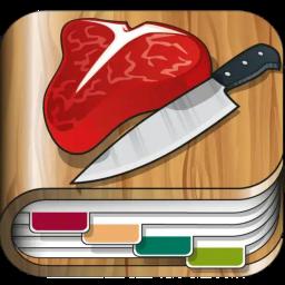 کتاب اشپزی کامل _ غذا با گوشت