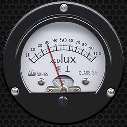 Light Meter - Lux & Kelvin