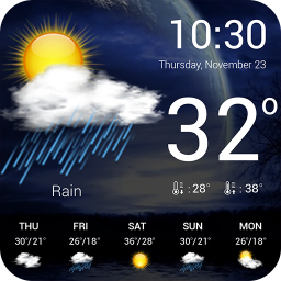 آیکون برنامه Weather forecast