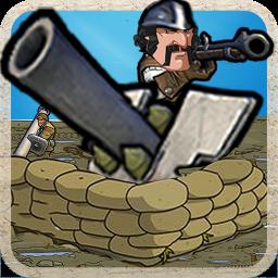 دفاع از قلعه: جنگ زره ای