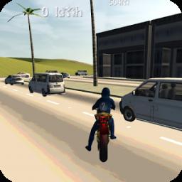 Racing Motorcycle Games 3D