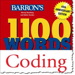 کدینگ لغات 1100