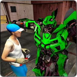 Ultimate Robot Mechanic Workshop Simulator 2020