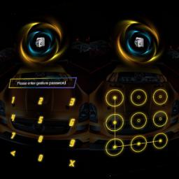 AppLock Theme SuperCar
