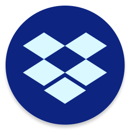 آیکون برنامه Dropbox: Cloud Storage to Backup, Sync, File Share