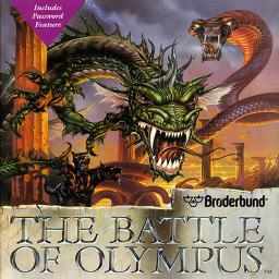 بازی نبرد Olympus