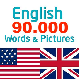 English Vocabulary - 90.000 Words with Pictures