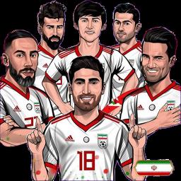 فوتبال جام جهانی 2018 نسخه ps1 (گزارش فردوسی پور)