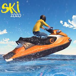 Jet Ski Racing 2019 - Water Boat Games