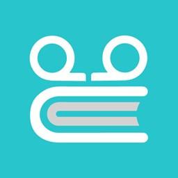 آیکون برنامه فیدیبو :36000 کتاب الکترونیک و صوتی