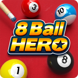 8 Ball Hero - Pool Billiards Puzzle Game