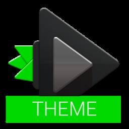 Dark Green Theme