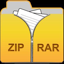 Zipify: Files Archiver rar Zip Unzip files
