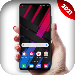 Theme for Samsung Galaxy A50-Launcher & Wallpapers