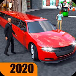 Luxury Limo Simulator 2020 : City Drive 3D