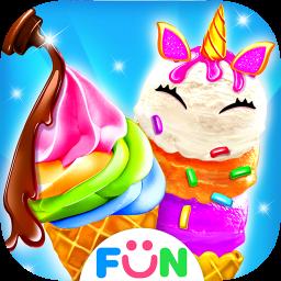 Unicorn Ice Cream Cone Cupcake– Cone Dessert Maker