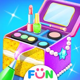 Edible Makeup Kit Comfy Cakes–Kids Games for Girls