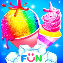 Snow Cone Maker - Unicorn Games for Girls