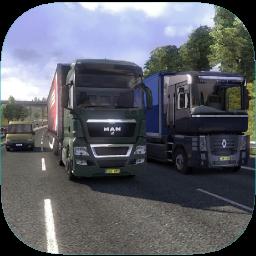 راننده کامیون بزرگ