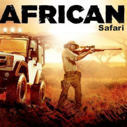 شکارچیان سافاری آفرِیقا