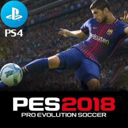 فوتبال PES 2018 دوربین PS4