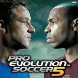 فوتبال PES 5