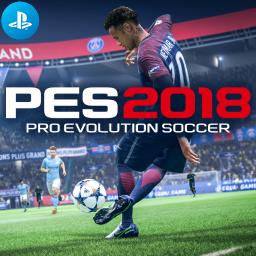 فوتبال PES 2018 زاویه PS4