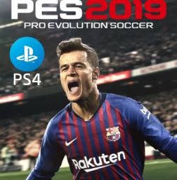 فوتبال PES 2019 زاویه PS4