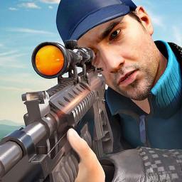 Sniper Warrior Shooting Games: Sniper Shot Game