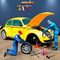 Car Mechanic Simulation Games