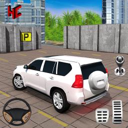 Prado luxury Car Parking: 3D Free Games 2019