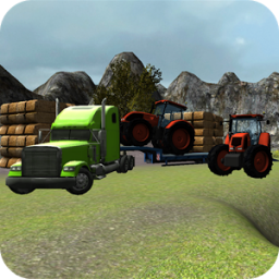 Farm Truck: Tractor Transport