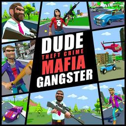 Dude Theft Crime Mafia Gangster